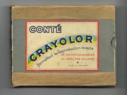 CRAYOLOR Conte - Autres Collections