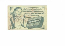 BUVARD  SAVON PALMOLIVE - Buvards, Protège-cahiers Illustrés