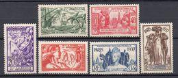NUOVA CALEDONIA Francese 1937 Esposizione Parigi  MH /* - Stamps