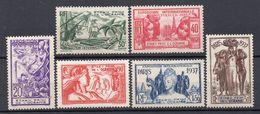 OCEANIA  Francese 1937 Esposizione Parigi  MH /* - Stamps