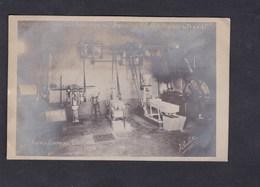 Carte Photo Bioletto Lyon Interieur D' Usine Pour Fabrication Des Produits Suralimentaires Farine Et Comprimes Lavocat - Lyon