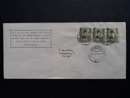 Maroc Espagnol - Marruecos - Tanger 1958 - Dernier Jour Des Bureaux Espagnols - Marruecos Español