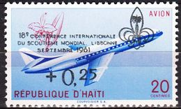 Haiti. 1961. Orchids. Michel.678  MNH.24693 - Orquideas