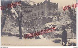 Au Plus Rapide Carte Photo Militaria Abbaye Frigolet Sous La Neige Janvier 1917 118 ème Rgt Territorial - Francia