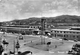 """07403 """"TORINO - MERCATO ORTOFRUTTICOLO - ARCHIT. RAZIONALISTA 1933"""" ANIMATA, VERA FOTO, S.A.C.A.T. 1108. CART NON SPED - Italie"""