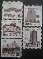 COREE DU NORD Série N°2618 Au 2622 Oblitéré - Stamps
