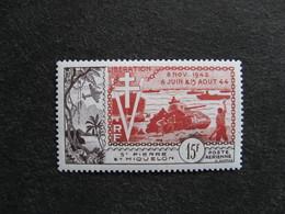 A). Saint Pierre Et Miquelon: TB PA N°22, Neuf X. - Poste Aérienne