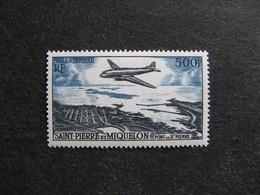 A). Saint Pierre Et Miquelon: TB PA N°23, Neuf X. - Poste Aérienne