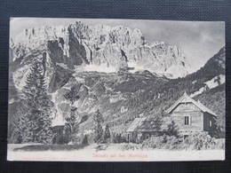AK SEISERA MONTASCH B. Tarvis Tarvisio 1906 Montaggio //  D*30357 - Altre Città