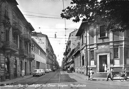 """07406 """"TORINO - VIA VANCHIGLIA DA CORSO REGINA MARGHERITA"""" ANIMATA, AUTO, VERA TOTO, S.A.C.A.T. 1135. CART NON SPED - Italia"""