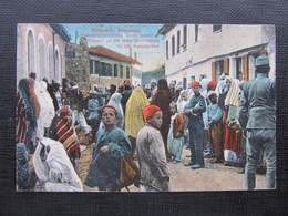 AK SHKODRA Albanien Feldpost 1916 //  D*30367 - Albanien