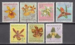 NICARAGUA - Orchideen, Orchids - Orchideen