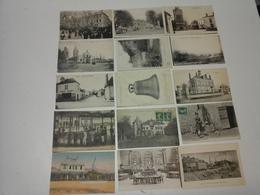 03: Lot Sympa De 50 Cartes De L'Allier - Postcards