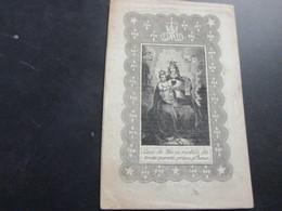 Dp, 1789 - 1847, Zele/Wanzele, Boel, Eerwaarde Heer - Images Religieuses