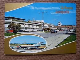 AEROPORT / AIRPORT / FLUGHAFEN        AEROPORTO  LISBOA    B 727 TAP - 1946-....: Modern Era