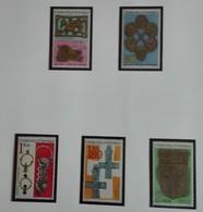 1969  ART  5 Stamps    Neuf Avec Gomme Originale - MUH ** Parfait - Ungebraucht