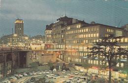 SWITZERLAND - Lausanne - La Tour Bel-Air Et Le Grand Pont De Nuit - VD Vaud