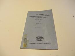 Erich Gröner  DIE  SCHIFFE  DER  DEUTSCHEN  KRIEGSMARINE  UND  DER  LUFTWAFFE  1939 - 1945 - 5. Zeit Der Weltkriege