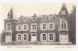 Cpa Tillier - Fernelmont