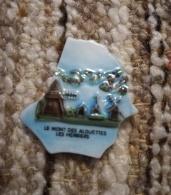 85 - FEVE SICARD 2003 BRILLANTE - LE MONT DES ALOUETTES - LES HERBIERS - PUZZLE - Regions