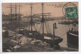 BOULOGNE SUR MER (62) - LE BASSIN A FLOT - Boulogne Sur Mer