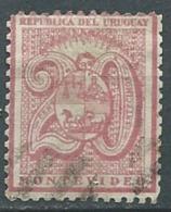Uruguay - Yvert N° 33 Oblitéré - Po 57206 - Uruguay