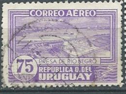 Uruguay - Aérien  - Yvert N° 86 Oblitéré - Po 57210 - Uruguay