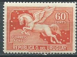 Uruguay - Aérien  - Yvert N°48 *  - Po 57214 - Uruguay