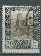 Italie  - Libye   - Yvert N°  28 Oblitéré    - Po 57223 - Libia