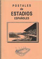 FOOTBALL Catalogue STADES ESPAGNE - CATALOGO POSTALES ESTADIOS ESPAÑOLES - Livres