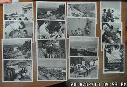 Guerre D' Algerie . 15 Cartes Propagande Sur L' Armée De Pacification A L'oeuvre En 1956 . - Sonstige