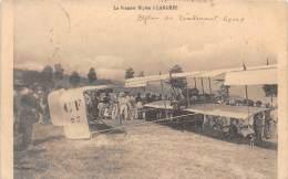 52 - HAUTE MARNE / Langres - 522635 - Le Premier Biplan - Aviation - Beau Cliché Animé - Langres