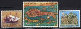 Vatican 1972 Yvert 536 / 541 ** TB Bord De Feuille - Vatican