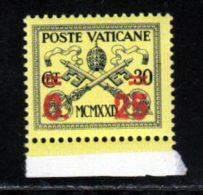 Vatican 1931 Yvert 39 ** TB - Vatican