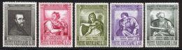 Vatican 1964 Yvert 405 / 409 ** TB - Vatican