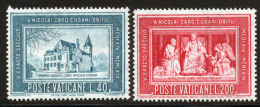 Vatican 1964 Yvert 413 / 414 ** TB - Vatican