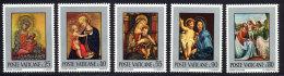 Vatican 1971 Yvert 522 / 526 ** TB - Vatican