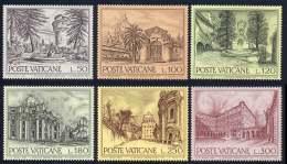 Vatican 1976 Yvert 622 / 627 ** TB Bord De Feuille - Vatican