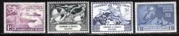 Gilbert Et Ellice 1949 Yvert 54 / 57 ** TB - Îles Gilbert Et Ellice (...-1979)