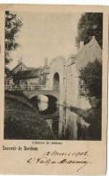 Bornem  L'entree Du Chateau - Bornem