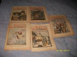 Lot De 5 PELERIN - Books, Magazines, Comics