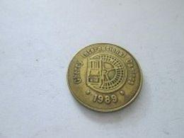 TOKEN, SWEDEN CHERRY CASINO 1989 - Casino