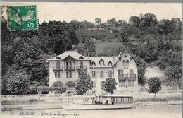 Haute Savoie ANNECY Hôtel Beau Rivage...G - Annecy