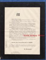 Document De 1896 - MONTLUEL / LYON - Monsieur Henri François Marie Noël De BOISSET - Documents Historiques