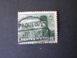 EGYPTE EGITTO مصر EGYPT  1927 -1932 King Fuad PRINT OBLITERE PAQUEBOAT - Egypt