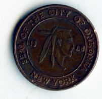 Owkonta New York - USA