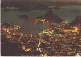 PANORAMA  BAIA DE GUANABARA - Rio De Janeiro