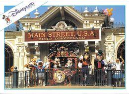 DISNEYLAND PARIS - Main Street Station - Disneyland