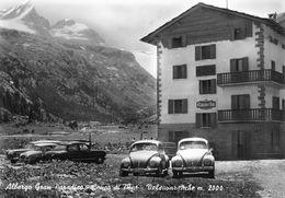 """07415 """"(AO) ALBERGO GRAN PARADISO-CONCA DI PONT-VALSAVARANCHE M. 2000"""" AUTO, VERA FOTO, S.A.C.A.T.  CART NON SPED - Italia"""