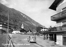 """07416 """"(AO) VALPELLINE M. 953 - ENTRATA AL PAESE"""" AUTO, VERA FOTO, S.A.C.A.T. 2151. CART NON SPED - Italia"""